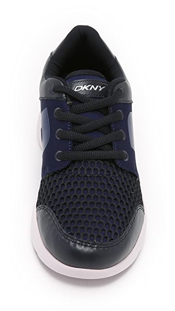 DKNY Pave Jogger Sneakers
