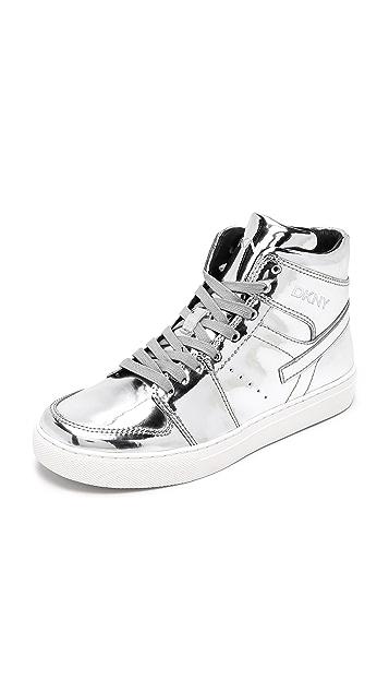 DKNY Carl High Top Sneakers
