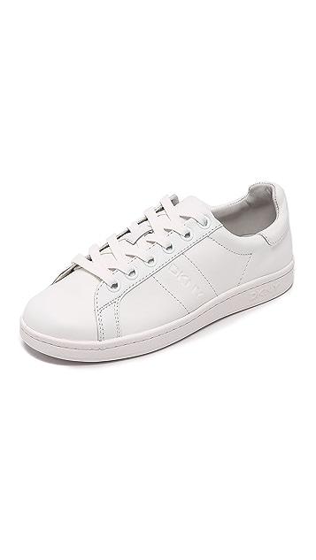 DKNY Clay Tennis Sneakers