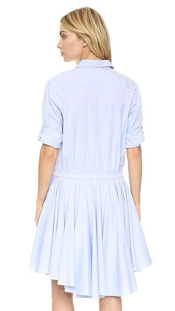 24ddddf9a42 ... DKNY Pure DKNY Long Sleeve Shirtdress ...