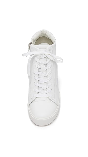 DKNY Ginnie Wedge Sneakers