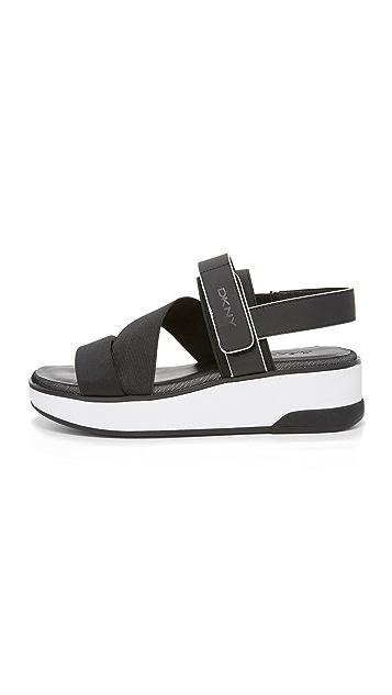DKNY Sarina Sandals