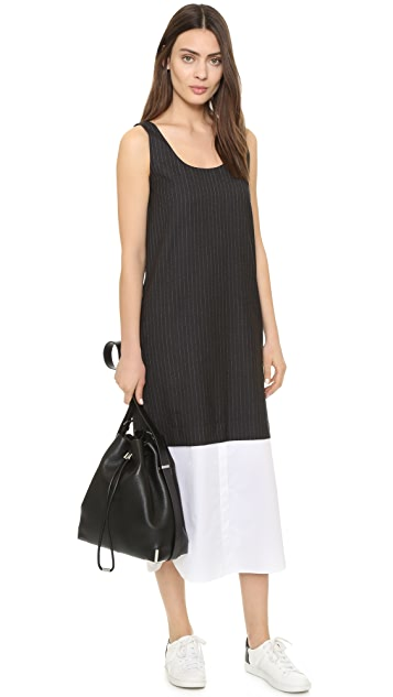 DKNY Runway Sleeveless Dress