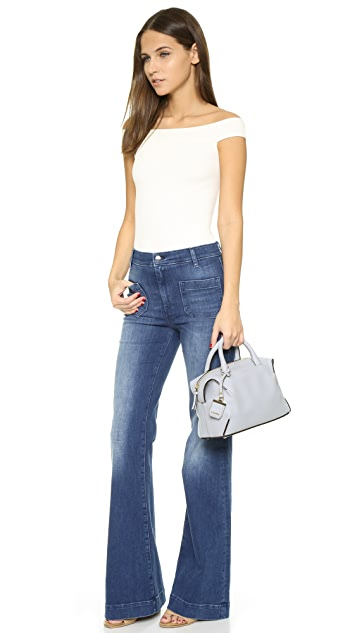 DKNY Williamsburg Small Satchel