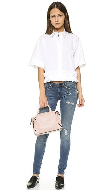DKNY Небольшая сумка-портфель Williamsburg