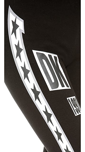 DKNY x Opening Ceremony Logo Leggings
