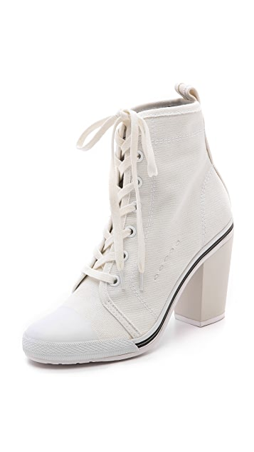DKNY x Opening Ceremony High Heel Sneakers