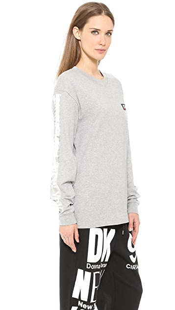 DKNY x Opening Ceremony Long Sleeve Crewneck Tee