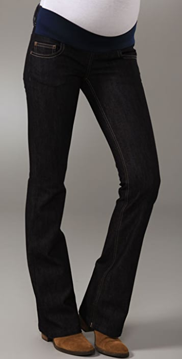 f29c51807d4ce DL1961 Milano Maternity Boot Cut Jeans | SHOPBOP