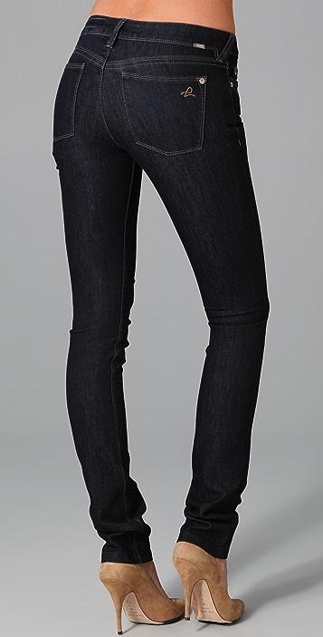 DL1961 Karen High Rise Skinny Jeans
