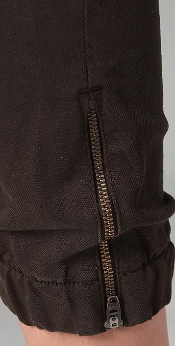 DL1961 City Cinch Cropped Jeans