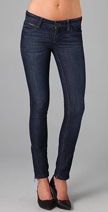 DL1961 Victoria Ankle Zip Jeans