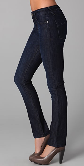 DL1961 Samantha Slim Straight Leg Jeans