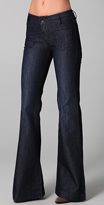 DL1961 Molly Wide Leg Jeans