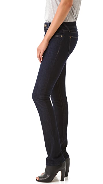 DL1961 Kate Slim Straight Leg Jeans