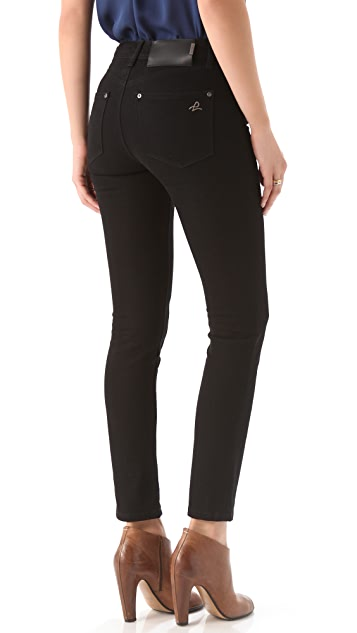 DL1961 Nina Ultra High Rise Skinny Jeans