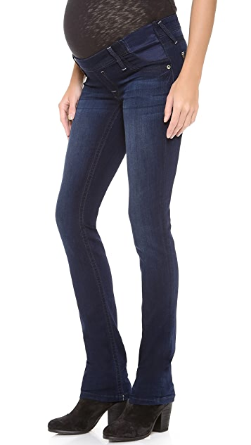 DL1961 Kate Maternity Slim Straight Jeans