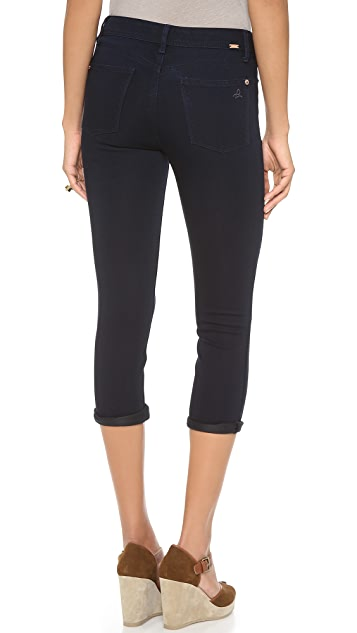 DL1961 Bardot High Rise Crop Jeans