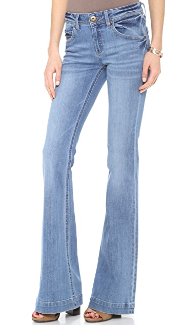 DL1961 Joy High Rise Kick Flare Jeans