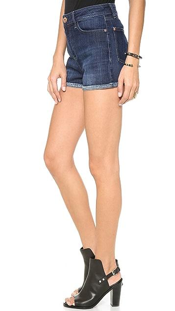 DL1961 Hutton High Rise Shorts