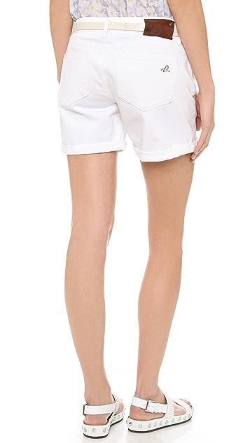DL1961 Karlie Rolled Shorts