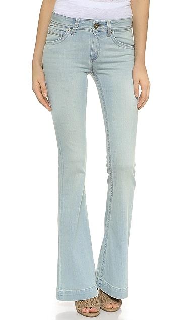 DL1961 Joy Kick Flare Jeans