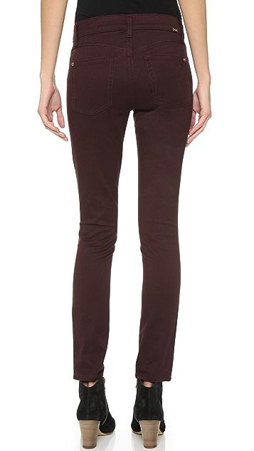 DL1961 Margaux Instasculpt Cropped Skinny Jeans
