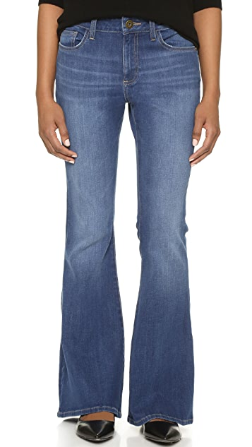 DL1961 Heather Petite Flare Jeans