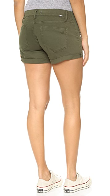 DL1961 Foster Maternity Relaxed Shorts
