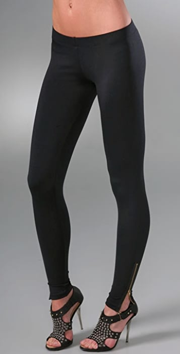 David Lerner Ankle Zip Leggings