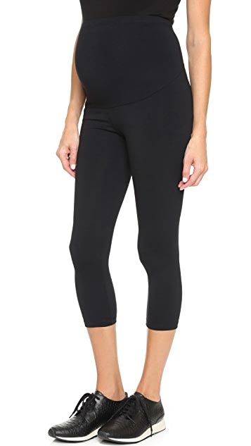 77f94bee4a0d0 David Lerner Maternity Cropped Leggings | SHOPBOP