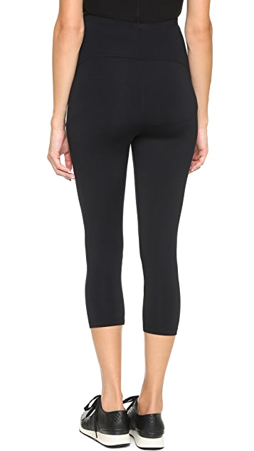 1093d97bb8d5e David Lerner Maternity Cropped Leggings; David Lerner Maternity Cropped  Leggings ...