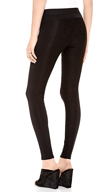 David Lerner Bergen Lace Leggings