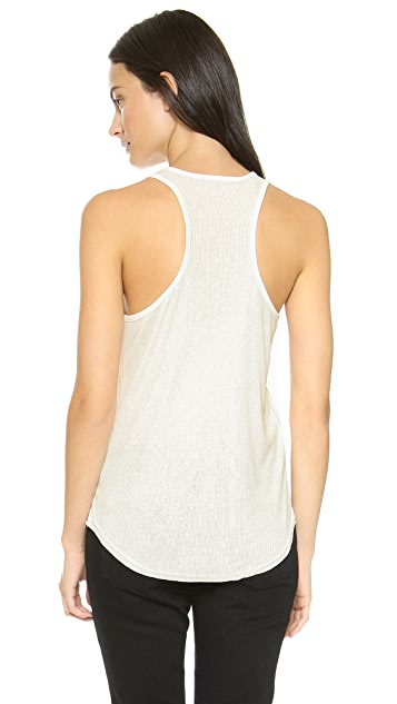 David Lerner Racer Back Tank