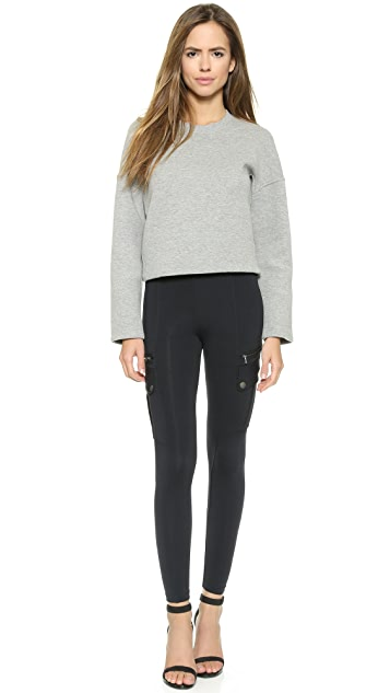 David Lerner New Cargo Leggings