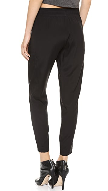 David Lerner Silk Randall Pants