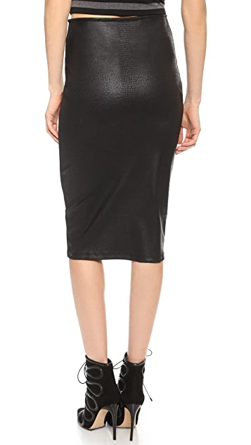 David Lerner Pencil Skirt