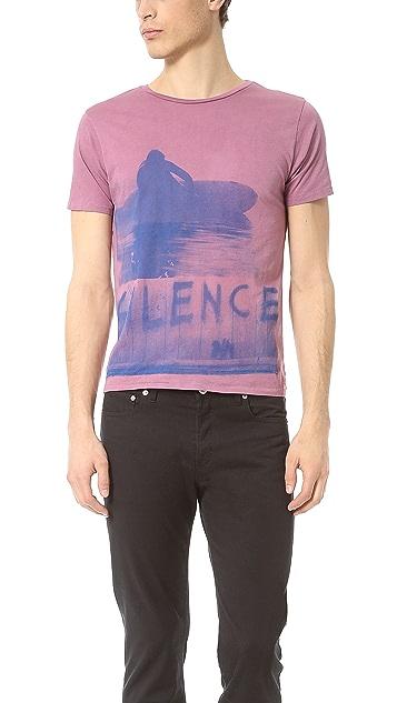 D/M Art Silence Tee