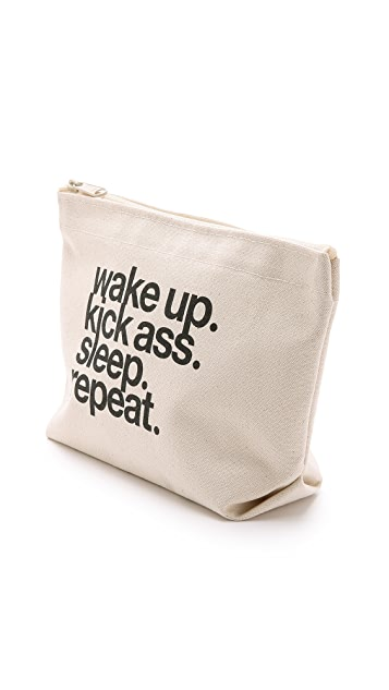 Dogeared Wake Up Pouch