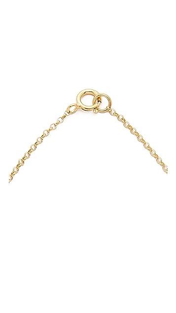 Dogeared Karma Large 2 Linked Necklaces