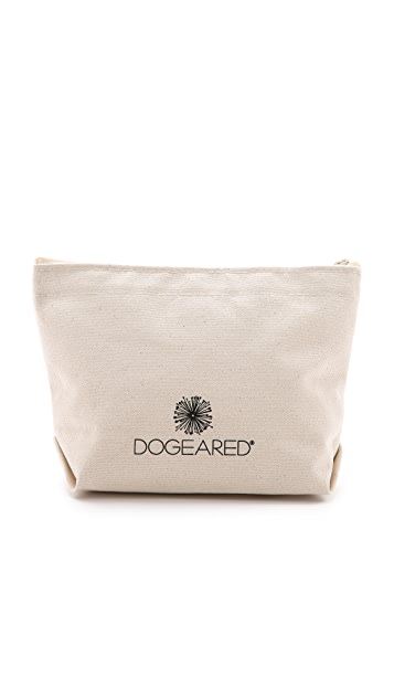 Dogeared Be the Person Pouch