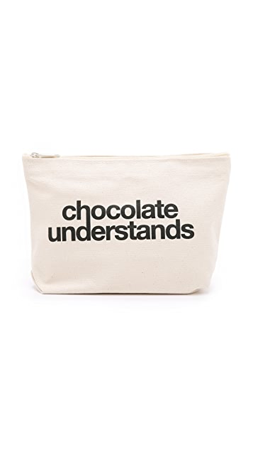 Dogeared Chocolate Understands Pouch