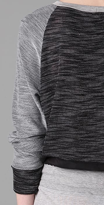 Dolan Cropped Sweatshirt