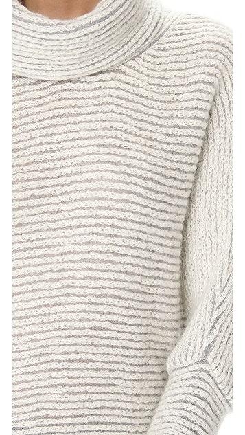 Dolan Cowl Dolman Sleeve Sweater