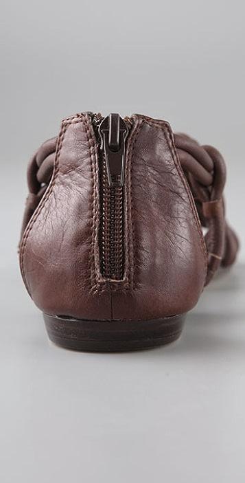 Dolce Vita Elijah Tubular Flat Sandals