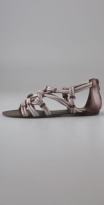 Dolce Vita Elijah Tubular Suede Sandals
