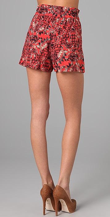 Dolce Vita Macie Print Shorts