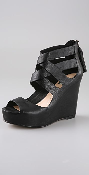 Dolce Vita Jade Platform Wedge Sandals
