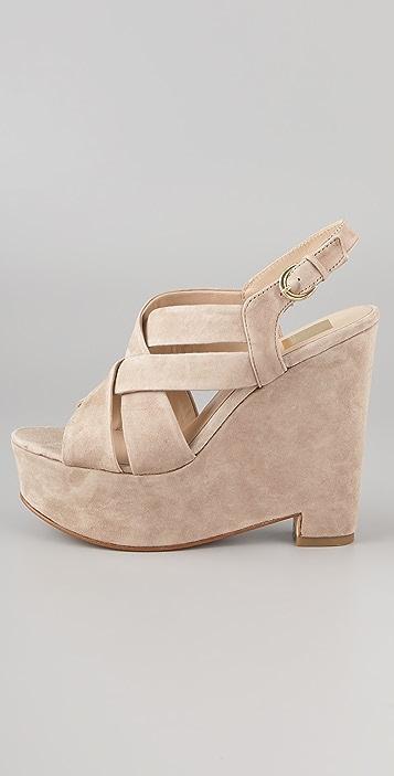 Dolce Vita Garren Platform Wedge Sandals