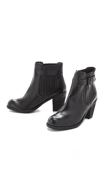 Dolce Vita Jamala Leather Booties